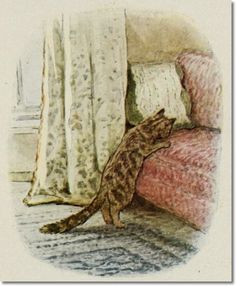 Beatrix Potter - The Tale of Johnny Town-Mouse - 1918 -