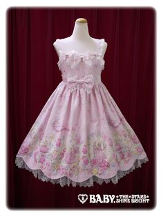 Thumbelina~Maia's wonderful encounter story~jumper skirt Ⅱ /// 26,784円 /// Length:95cm(37.40 inch) Bust:81~110cm(31.89 ~43.31 inch) Waist:78~108cm(30.71 ~42.52 inch)