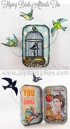 Alpha Stamps News » Key to My Heart + Tutorial & Giveaway
