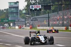 Con acento mexicano: los pilotos aztecas en el GP de Italia por Chacho López  #F1 #ItalianGP
