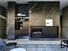 décoration grise simpliste