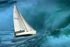 Big waves 500 nautical miles out to sea. Your Best Life Now, Rough Seas, Best Boats, Out To Sea, Big Waves, Tall Ships, Pictures To Paint, Sailing Ships, Survival