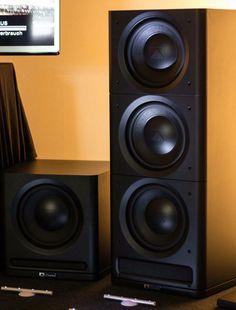 Audiophile Speakers, Monitor Speakers, Best Speakers, Home Speakers, Hifi Audio, Audio Speakers, Audio Design, Speaker Design, Pallet Home Decor