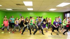"""Danger Zone"" ""Old Time Rock and Roll"" Mashup, Dance Fitness Choreograph..."