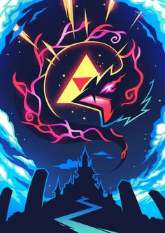 Source; https://twitter.com/Skiz0rr/status/896094425616490498 Legend Of Zelda Breath, The Legend Of Zelda, Calamity Ganon, Link Zelda, Zelda Hd, Saga, Anime Love, Nintendo, Animes Rpg