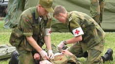 How survive a gunshot wound - cause you never know...