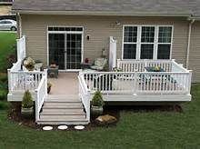 Simple Wooden Decks Ideas - Bing Images
