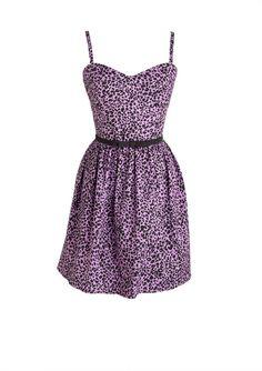 dELiAs > Leopard Print Dress > dresses > casual