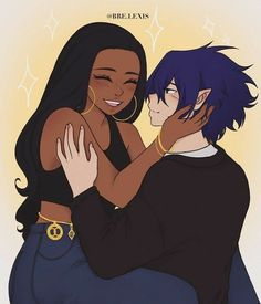 Dope Cartoon Art, Black Girl Cartoon, Cartoon Kunst, Cartoon Art Styles, Cartoon Pics, Black Couple Art, Black Love Art, Black Girl Art, Black Girls