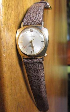 vintage hamilton electric taurus - 59/62