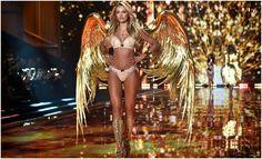 Candice Swanepoel - Victoria's Secret Fashion Show 2014