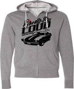Fast & Loud Camaro Z-28 Hoodie