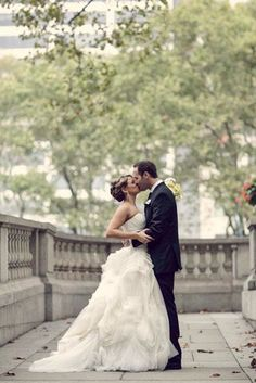 Vera Wang: Diana, New York City Wedding