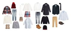 """""""Untitled #3018"""" by lespybook ❤ liked on Polyvore featuring Falke, Patachou, Paul Smith, GUESS, Brooks Brothers, Molo, Gucci, Burberry, Armani Junior and Timberland"""