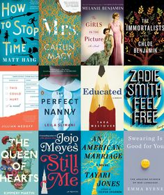 Best Books of 2018 (February update)