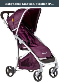 Cool Cars accessories 2017: Babyhome Emotion Stroller (Purple) by Baby Home USA Inc. Emotion stands out for ...  Standard, Strollers, Strollers & Accessories, Baby Products Check more at http://autoboard.pro/2017/2017/04/10/cars-accessories-2017-babyhome-emotion-stroller-purple-by-baby-home-usa-inc-emotion-stands-out-for-standard-strollers-strollers-accessories-baby-products/