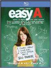 """Easy A #easyA """"Whatever happened to chivalry? Does it only exist in 80's movies? I want John Cusack holding a boombox outside my window. I wanna ride off on a lawnmower with Patrick Dempsey. I want Jake from Sixteen Candles waiting outside the church for me. I want Judd Nelson thrusting his fist into the air because he knows he got me. Just once I want my life to be like an 80's movie, preferably one with a really awesome musical number for no apparent reason. But no, no, John Hughes did…"""