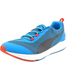 Puma Ignite Xt Core Men Round Toe Synthetic Blue Sneakers'