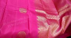 Kanchana - Kancheepuram handloom pure silk bridal brocade sarees with gold zari mirror motifs and big border and grand pallu. Book now 91 9821054556  Sri Padmavathi Silks, the only South Indian store in Dombivli, India. Kancheepuram handloom pure silk sarees in Mumbai. International shipping available. Wholesale orders accepted.  www.facebook.com/sripadmavathisilkspage #kancheepuram #bride #bridalfashion #bridalcouture #bridaltrousseau #silksaree #beautiful #fashion #love #wedding