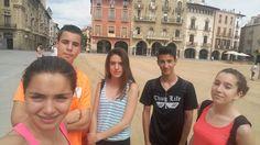 14. La Plaça Bella