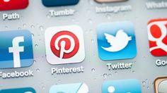 #Pinterest is just as Popular as Twitter. #socialmedia