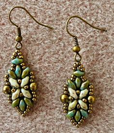 Linda's Crafty Inspirations: Bracelet of the Day: Loretta Deco ...