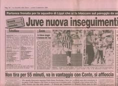 SCRIVOQUANDOVOGLIO: CALCIO SERIE A:1°GIORNATA (04/09/1994)