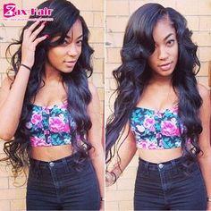 In stock u part wig wavy Brazilian virgin human hair u part wigs for black women Middle left right part 130% density top quality
