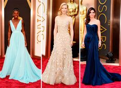 Se de flotte Oscar kjoler