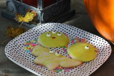 Spook-tacular Cookies - Gluten Free & FODMAP friendly