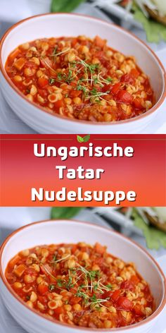 Hungarian Recipes, Ethnic Recipes, Food, Soups And Stews, Stew, Noodle Soup, Hungary, Red Peppers, Essen