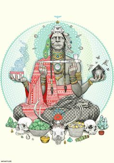 Medicine Man, Shamanism and the Left-Handed Path