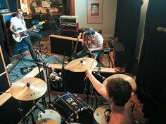 Kraftklub – Ins Schwarze › SOUND & RECORDING