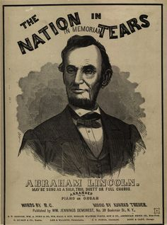When Abraham Lincoln's funeral train stopped in New York on April 24, 1865, tens of thousands of New Yorkers flocked to City Hall to view his coffin; five days later the New York Philharmonic opened its concert with the funeral march from Symphony No. 3, Eroica — Beethoven's celebration of a great hero.