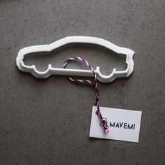 Vykrajovátko na perníčky Volvo | Cookies cutter Volvo