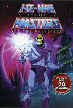 He-Man & The Masters Of The Universe: Volume 2