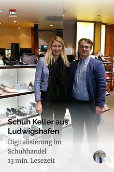 Schuh Keller aus Ludwigshafen Digitalisierung im
