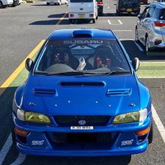 Subaru Wrc, Subaru Rally, Subaru Impreza Sti, Wrx Sti, Rally Car, Jdm Wallpaper, Drifting Cars, Jdm Cars, Amazing Cars