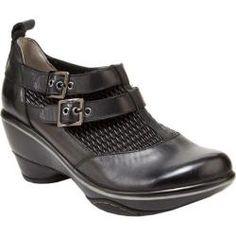 Women's Jambu Sylvie Bootie Black Vintage Leather | Overstock.com Shopping - The Best Deals on Boots