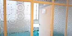 digitally printed window coverings Window Graphics, Retail Space, Window Coverings, Visual Merchandising, Blinds, Films, Windows, Curtains, Printed