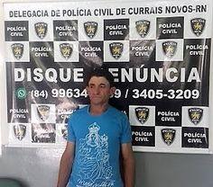 serido noticias: Polícia Civil de Currais Novos prende acusado de h...