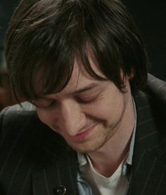 The lip bitey thing *swoon* Penelope Movie, Scottish Actors, Cherik, James Mcavoy, Handsome Actors, Pretty Men, Moving Pictures, Series Movies, Cute Boys