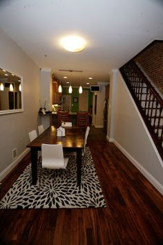 This Baltimore Rowhouse Underwent A Major Makeover  Here Are The Stunning  Before U0026 Afters