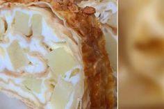 """Prăjitură cu mere """"3 pahare"""" - un desert simplu și delicios, fără lapte sau ouă! - Bucatarul Camembert Cheese, Mashed Potatoes, Ethnic Recipes, Desserts, Whipped Potatoes, Tailgate Desserts, Deserts, Smash Potatoes, Postres"""