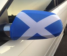 Our Scotland Car Mirror Flag is the perfect addition to your car so that you can fly your colours! So if your feeling patriotic, buy your flag and hold it high!