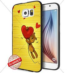 Heart WADE7878 Samsung s6 Case Protection Black Rubber Cover Protector WADE CASE http://www.amazon.com/dp/B016L41PFC/ref=cm_sw_r_pi_dp_3g3nwb0Y6XSFD