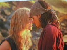 Elizabeth Swann & Will Turner | Pirates of the Caribbean: At World's End (2007)    #keiraknightley #orlandobloom #couples