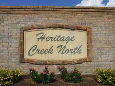 *** S O L D ***  Build Your Dream Home - 9 Lots - Beautiful Heritage Creek North - ONLY 6 LOTS LEFT