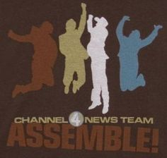 Channel 4 News Team ASSEMBLE!