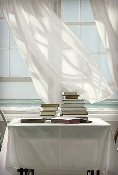 It feels like a holiday.. #books #reading #sea #home #TheMusthaves